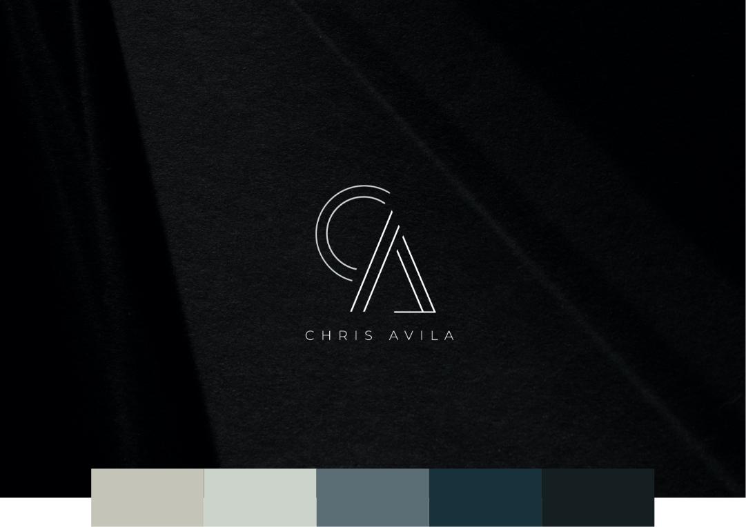 Chris Avila Custom Logo